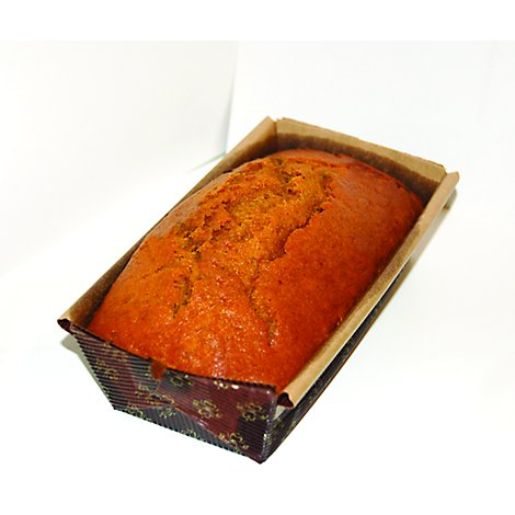 Pumpkin Loaf Cake 16oz
