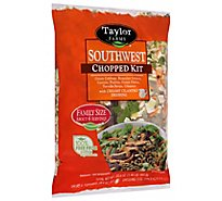 Taylor Farms Southwest Chop Salad Family Size - 23.3 Oz