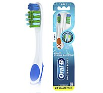 Oral-B Deep Clean Toothbrush Soft - 2 Count