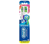 Oral-B Indicator Color Collection Toothbrush Soft - 2 Count