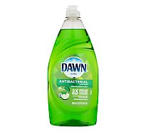Dawn Ultra Dishwashing Liquid Antibacterial Hand Soap Apple Blossom Scent - 28 Fl. Oz.