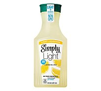 Simply Lemonade Light Juice - 52 Fl. Oz.