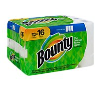 Bounty Paper Towels Select A Size Big Roll 2 Ply - 12 Roll
