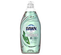 Dawn Ultra Dishwashing Liquid Escapes New Zealand Springs Scent Bottle - 19.4 Fl. Oz.