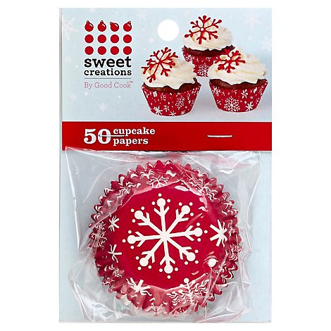 Good Cook Cupcake Papers Sweet Creations - 50 Count