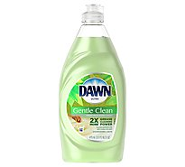 Dawn Ultra Dishwashing Liquid Gentle Clean Cucumber & Melon Scent Bottle - 16.2 Fl. Oz.