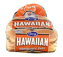 Franz Hawaiian Hamburger Buns - 15 Oz