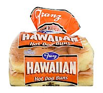 Franz Hawaiian Hot Dog Buns - 13.5 Oz