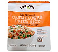 Path Of Life Cauliflower Fried Rice - 10 Oz