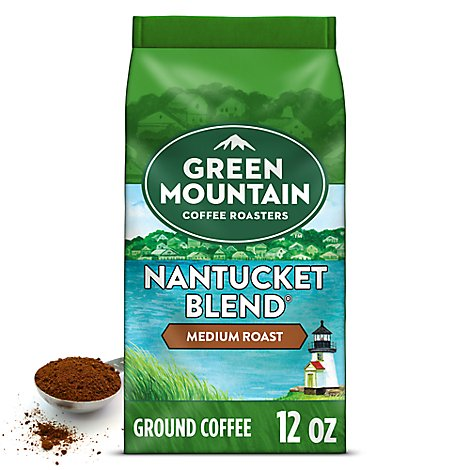 Green Mtn Nantucket Blend - 12 Oz
