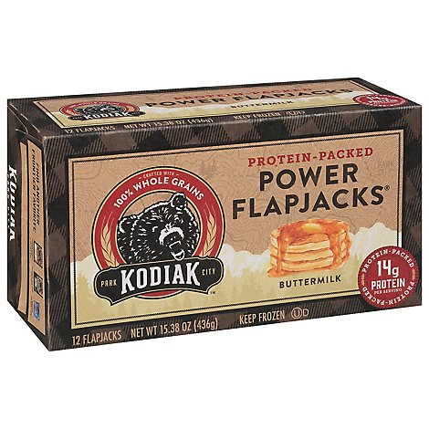 Kodiak Cakes Power Flapjacks Buttermilk 12 Count - 15.38 Oz