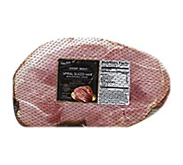 Signature Select Spiral Sliced Ham with Natural Juices - 10 Lbs.