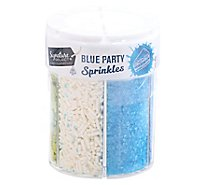 S Kitchen Sprnkles Blu Party - 6.9 Oz
