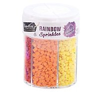 S Kitchen Sprinkles Rainbow - 5.9 Oz