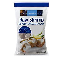 Shrimp Raw Ez Peel 26 To 30 Count - 32 Oz