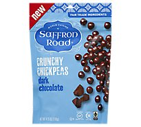 Dark Chocolate Crunchy Chickpeas - 4.15 Oz
