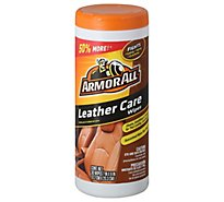 Leather Wipes - 30 Count