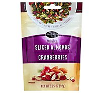 Mrs Cubbisons Dried Cranberries And Toasted Almonds Salad Topping - 3.25 Oz