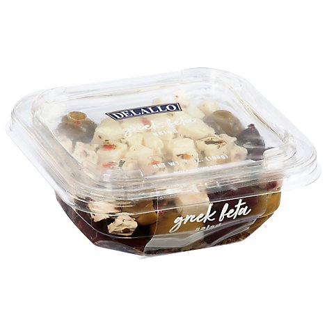 Deli Fresh Greek Feta Salad - 7 Oz