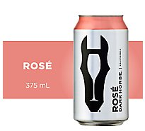Dark Horse Rose Wine Can - 375 Ml