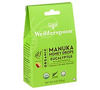 Wedderspo Honey Drop Mnka Euclp Org - 4 Oz