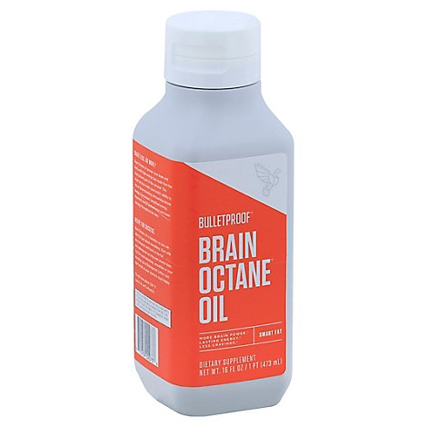 Bulletpro Brain Octane - 16 Oz