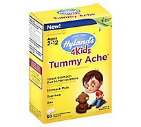 Hyland 4 Kids Tummy Ache - 50 Count