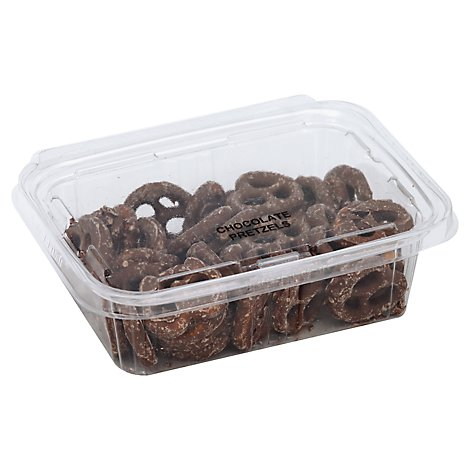 Chocolate Pretzels - 7.75 Oz