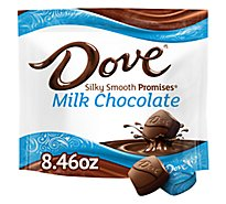 Dove Promises Milk Chocolate Candy 8.46 Oz