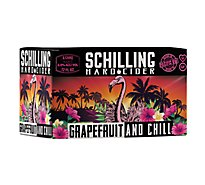 Schilling Grapefruit Cider In Cans - 6-12 Fl. Oz.
