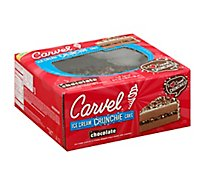 Carvel Crunchie Ice Cream Cake - Chocolate - 25 Fl. Oz.