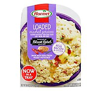 Hormel Tray Loaded Mashed Potatoes - 20 Oz