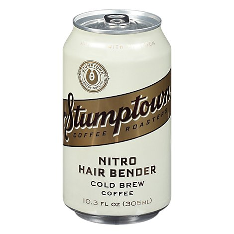 Stumptown Coffee Roasters Cold Brew Nitro Hair Bender - 10.3 Fl. Oz.