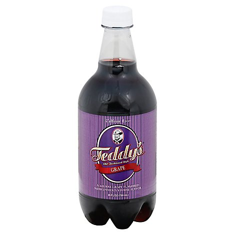 Teddys Grape - 26 Fl. Oz.