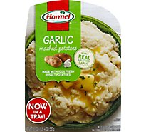Hormel Tray Garlic Mashed Potatoes - 20 Oz