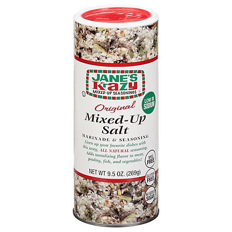 Janes Salt Krazy Mxd Up - 9.5 Oz
