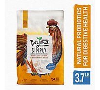 Beyond Dog Food Dry Simply White Meat Chicken & Whole Barley - 3.7 Lb