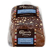 Cheese Cake Factory Wheat Sandwich Loaf - 17.7 Oz