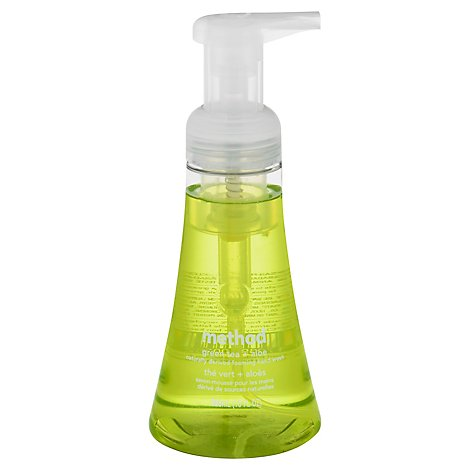 Method Ho Hand Wash Foam Grn Tea Aloe - 10 Oz