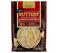 Signature SELECT Potatoes Mashed Buttery - 4 Oz