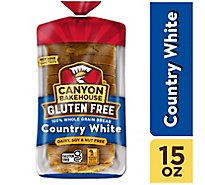 Canyon Ba Bread Country White - 14 Oz