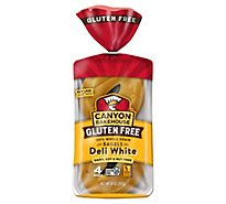 Canyon Ba Bagel White Deli - 14 Oz