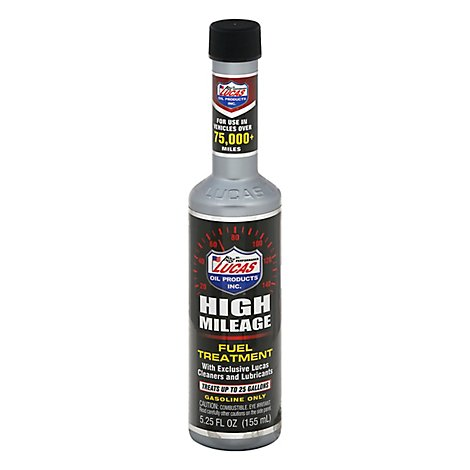 High Milage Fuel Treatment - Each