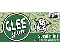 Glee Gum Spearmint Box - 16 Count