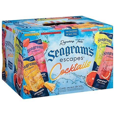 Perrin Pack Of Problems In Cans - 12-12 Fl. Oz.