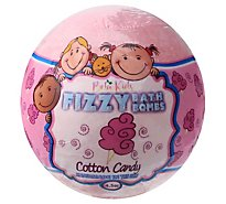 Bela Pink Cotton Candy Kids Bath Bombs - 4.5 Oz