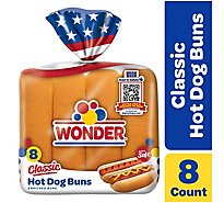 Wonder Hot Dog Buns - 13 Oz
