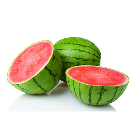 Watermelon Mini Seedless Cut