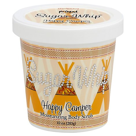 Primal Element Happy Camper Sugar Whip - 10 Oz