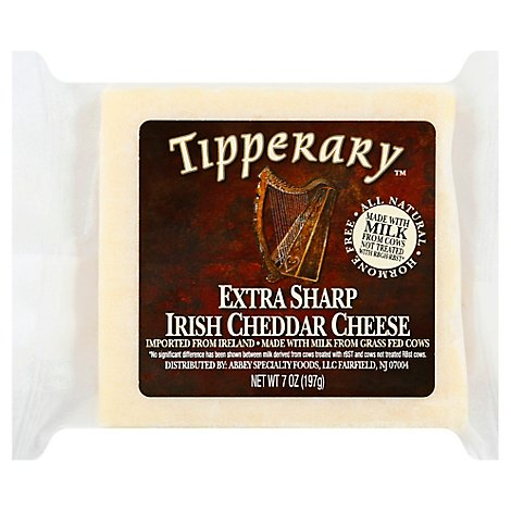 Tipperary Cheddar Extra Sharp PC - 7 Oz